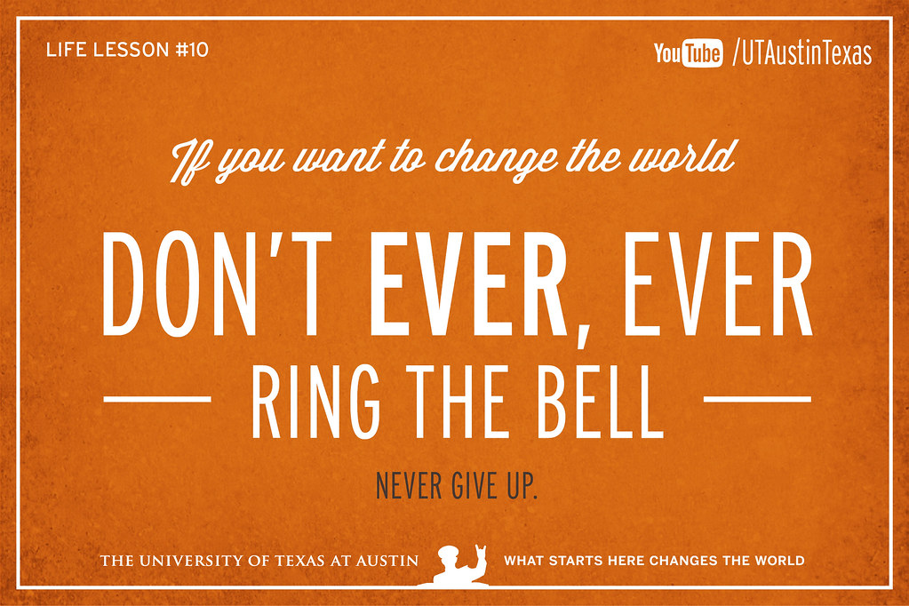 Don T Ever Ring The Bell