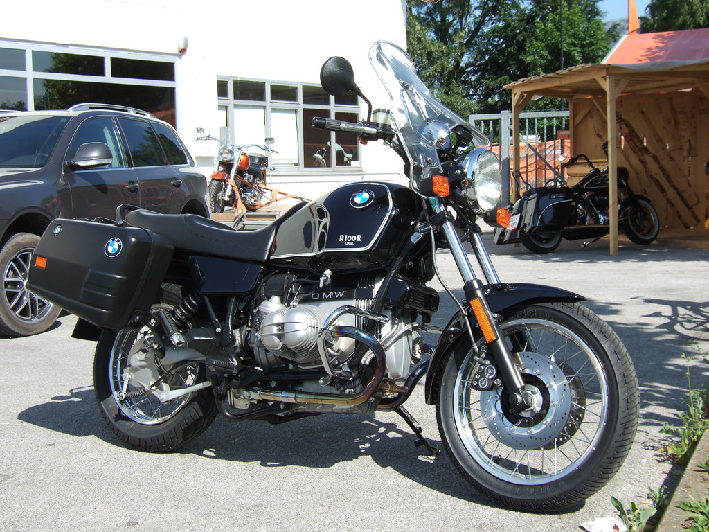 bmw r100r classic 1996 60ps bei 6500 min 76nm bei. Black Bedroom Furniture Sets. Home Design Ideas