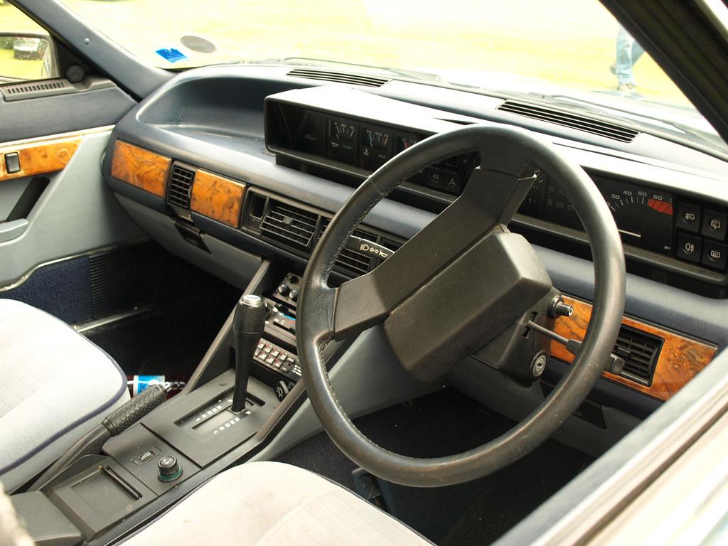1985 Rover 2600 Vanden Plas auto SD1 | Distinctive ...
