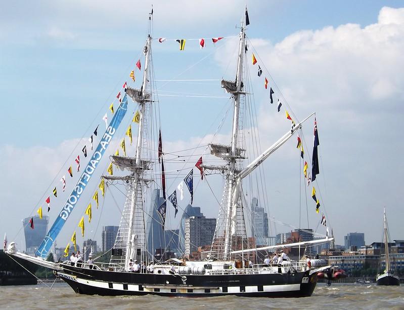 TS Royalist (6) @ River Thames 09-09-14
