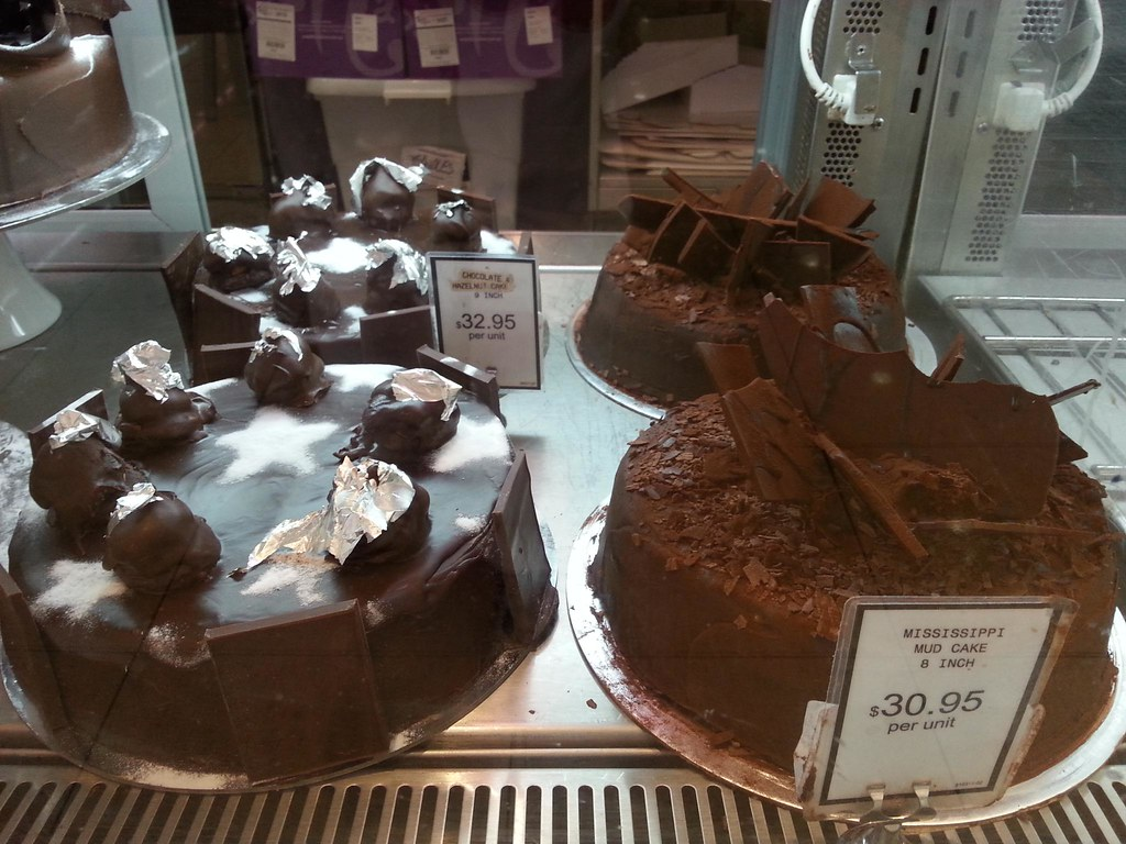 Chocolate Cake Melbourne
