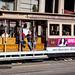 Powell Hyde Cable Car San Francisco 2014