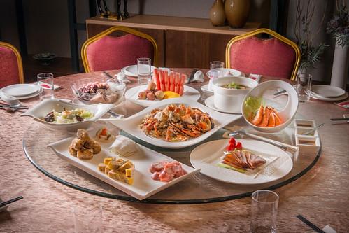 阿霞飯店第三代傳承好菜~在台南錦霞樓舒服享受超過70年好滋味 (12)