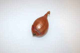 08 - Zutat Schalotte / Ingredient shallot