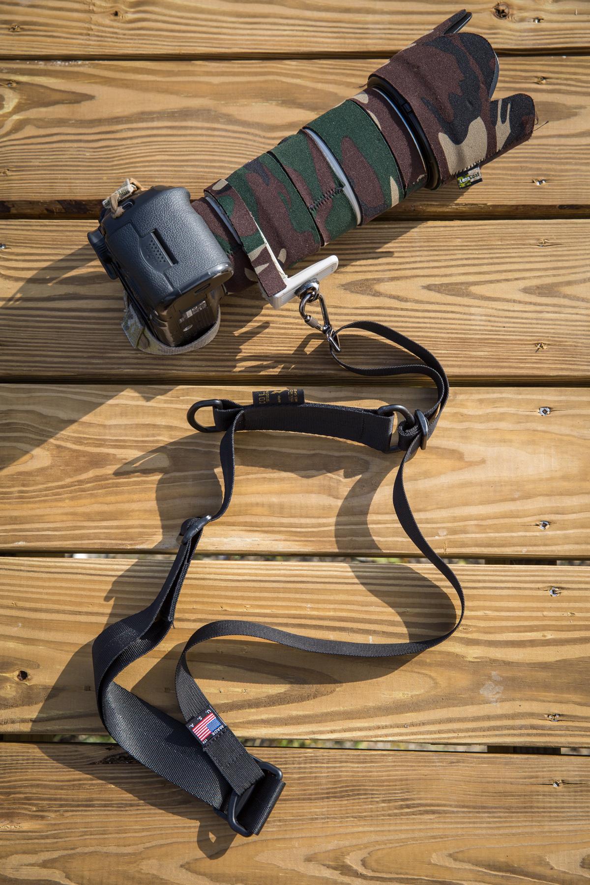 Review: Colfax Design Works Camera Sling Strap 33822066316_a94c62a20d_o