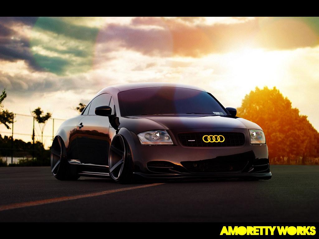 Audi Tt Mk1 Amorettyworks Flickr