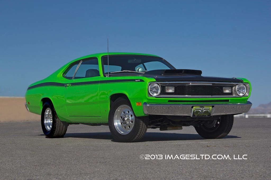 71 Plymouth Duster 1971 Plymouth Duster Built By Rob