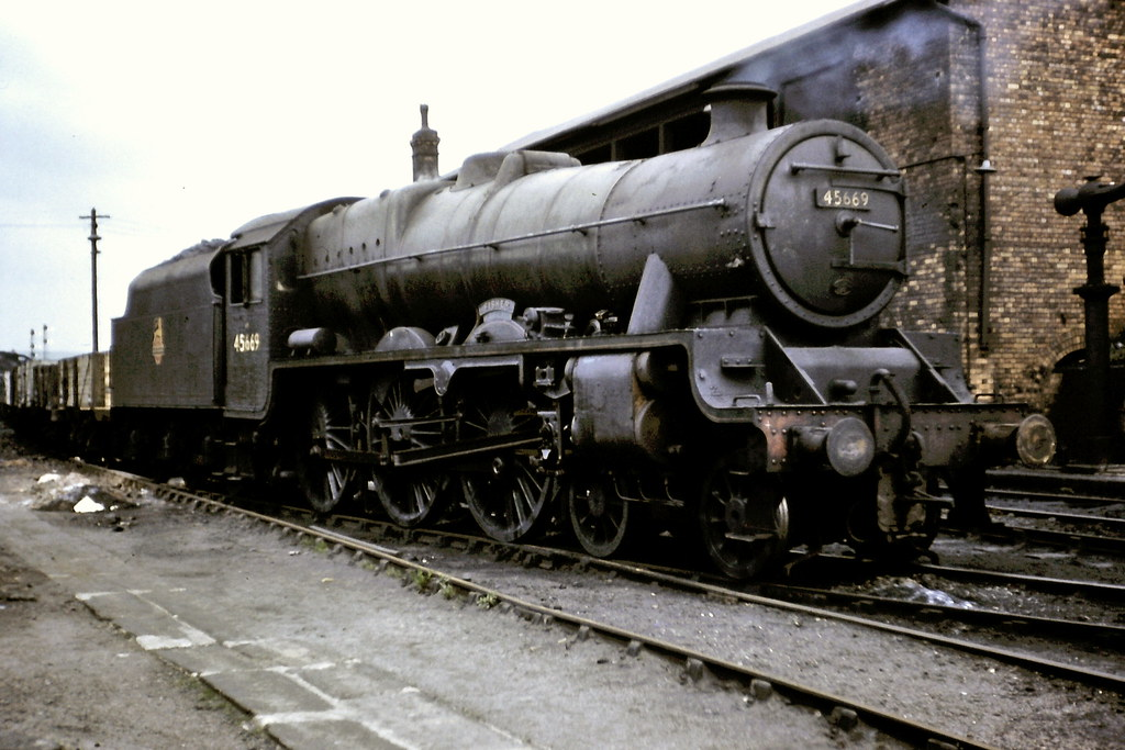 Lms Stanier Quot Jubilee Quot Class 4 6 0 No 45669 Fisher Flickr