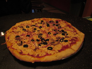 'Bad Reputation' Pizza and Sizzle Pie