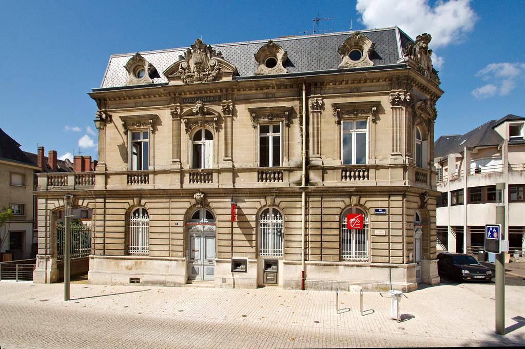 Caisse D  Ef Bf Bdpargne Agence Combs La Ville