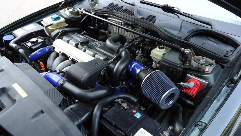 1998 Volvo V70 xc engine   R.T. Copenheaver   Flickr