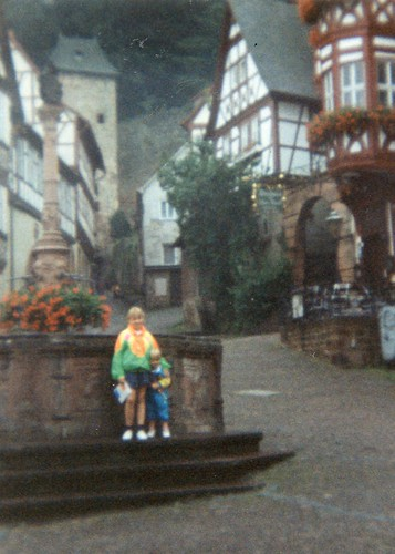 Brittny Flint-9 yrs old in Mitlenburg,Germany