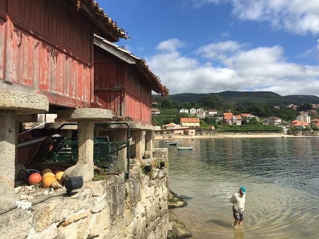 Combarro (Rías Baixas, Galicia)