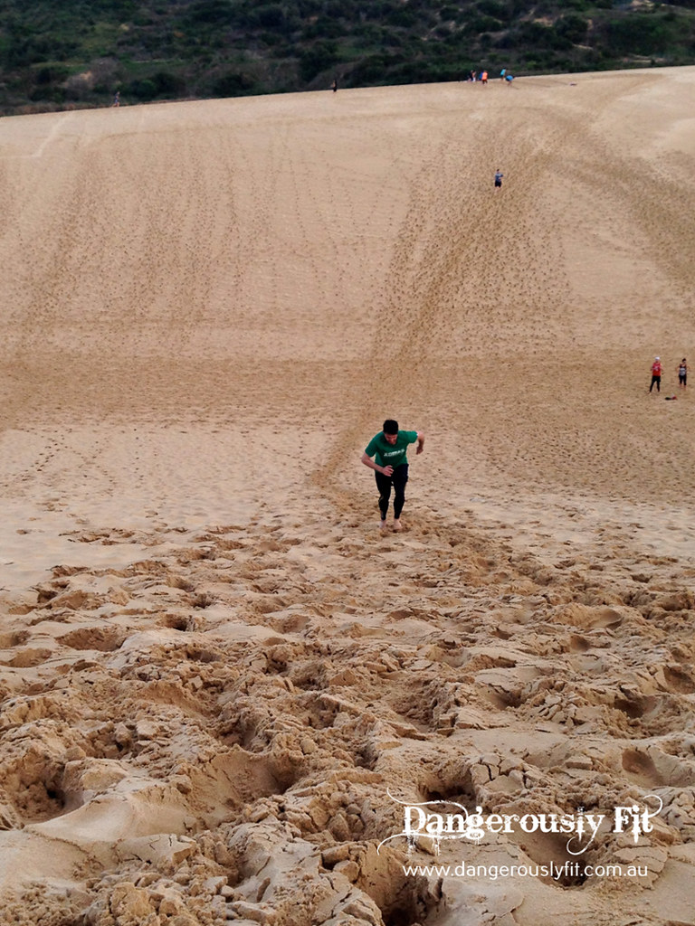 how to get to cronulla sand dunes