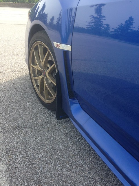Subaru MudFlaps