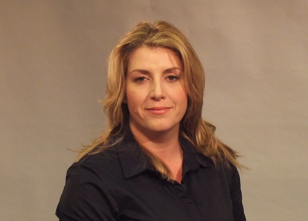Penny Mordaunt Mp Parliamentary Under Secretary Of State