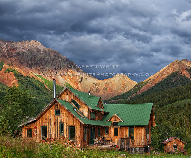 Colorado Mountain Home Flickr Photo Sharing
