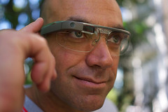 Google Glass © Rijans007/Wikimedia Commons, 2013