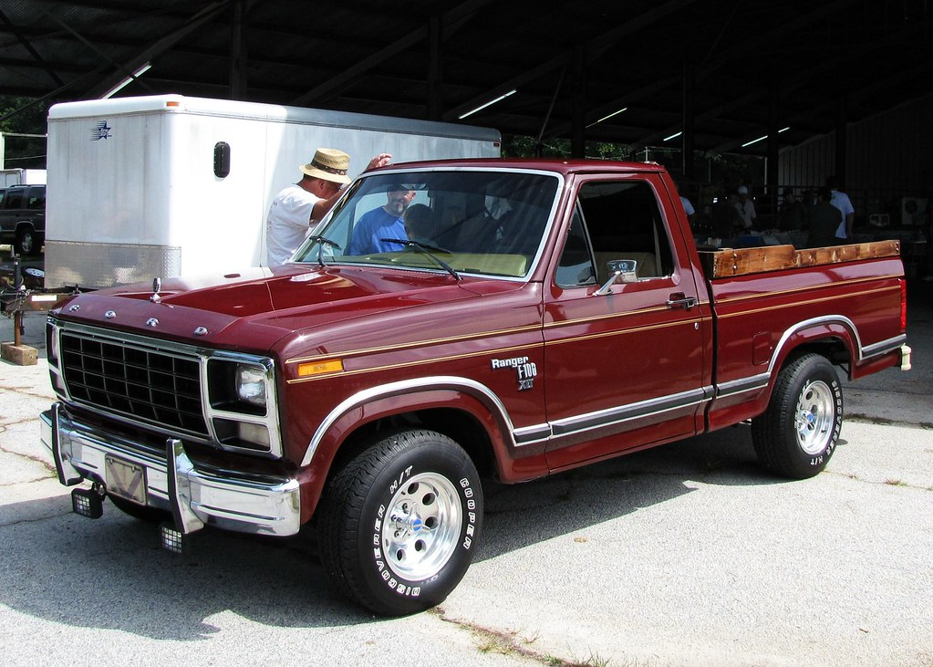 Ford F150 For Sale South Africa >> 1981 F100 Ranger XLT Clarksville   This super clean Ranger X…   Flickr