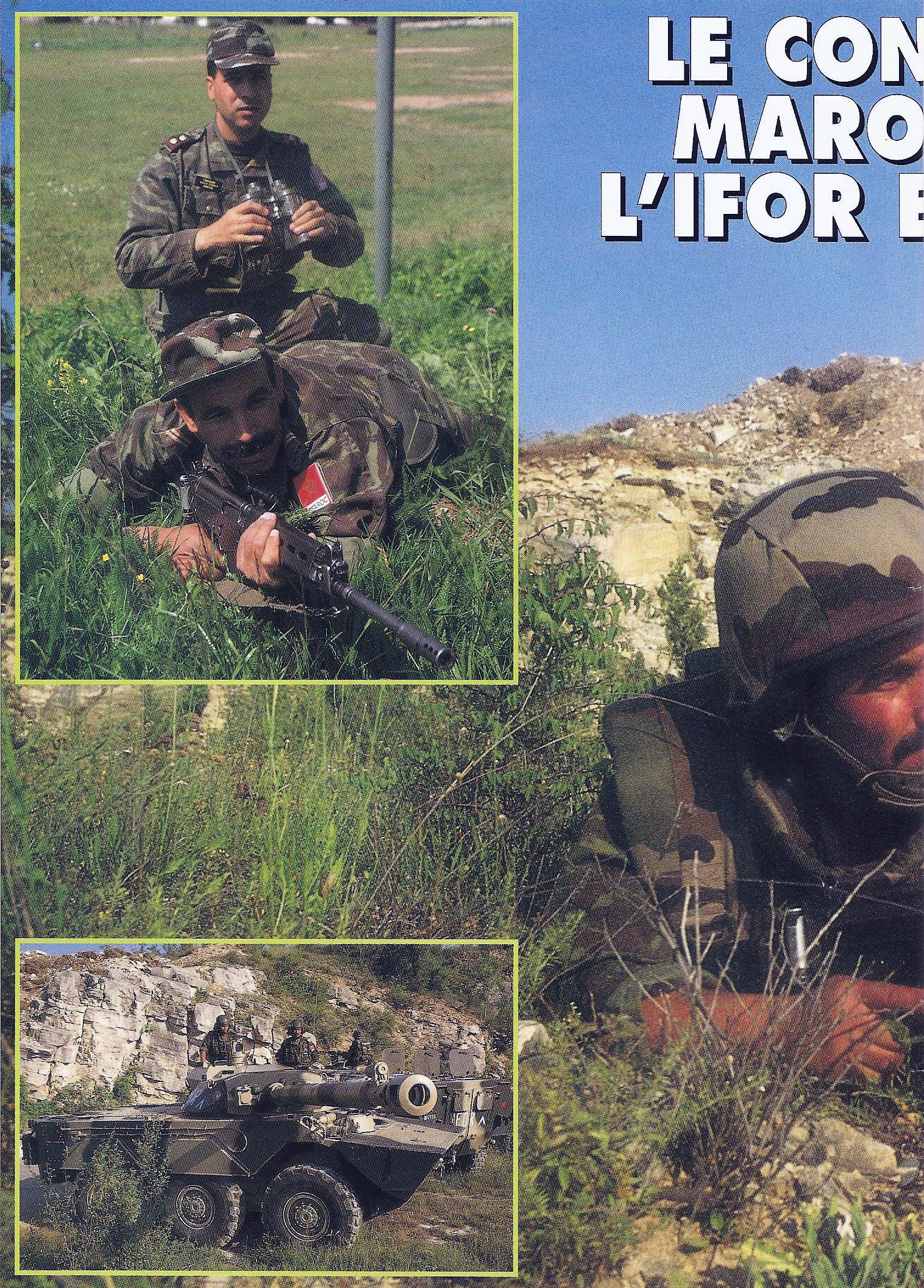 Les F.A.R. en Bosnie  IFOR, SFOR et EUFOR Althea 32123834683_b7c6d6b4fc_o