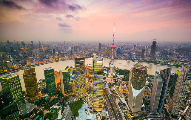 Shanghai China investment best white papers