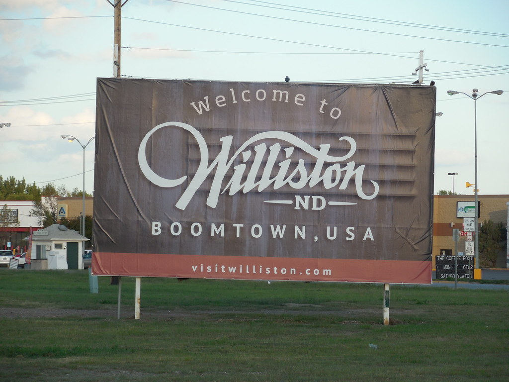 Welcome To Williston Nd Jimmy Emerson Dvm Flickr