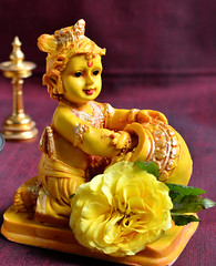 How to celebrate Krishna Jayanthi