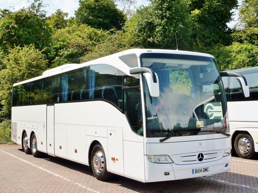 Bx14 omc mercedes benz tourismo evobus uk ltd coventr for Mercedes benz tourismo coach
