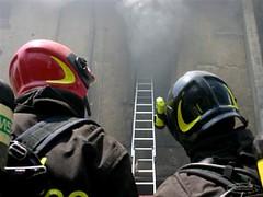 vigili del fuoco abitazione