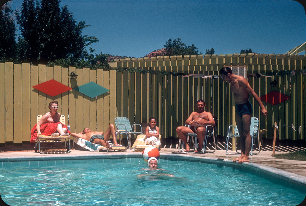 Flickr The Bodyfy Event Pool: Pool-Party, Provo, Utah – 1959