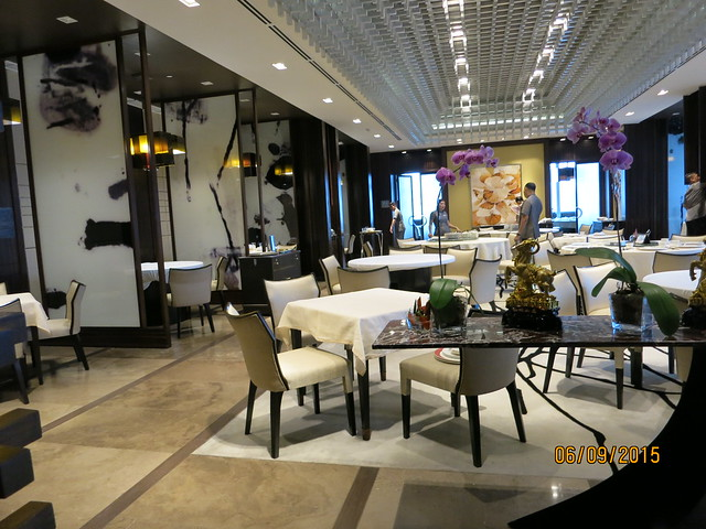 IMG_8059: Marco Polo Ortigas Lung Hin Restaurant: Interiors