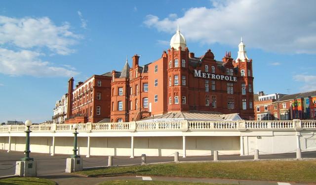 Metropole Hotel Blackpool Parking