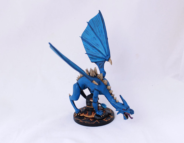 Super Dungeon Explore Dragon Painted Starfire - Right