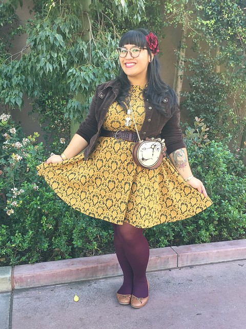 disneybound-cogsworth-disney-style