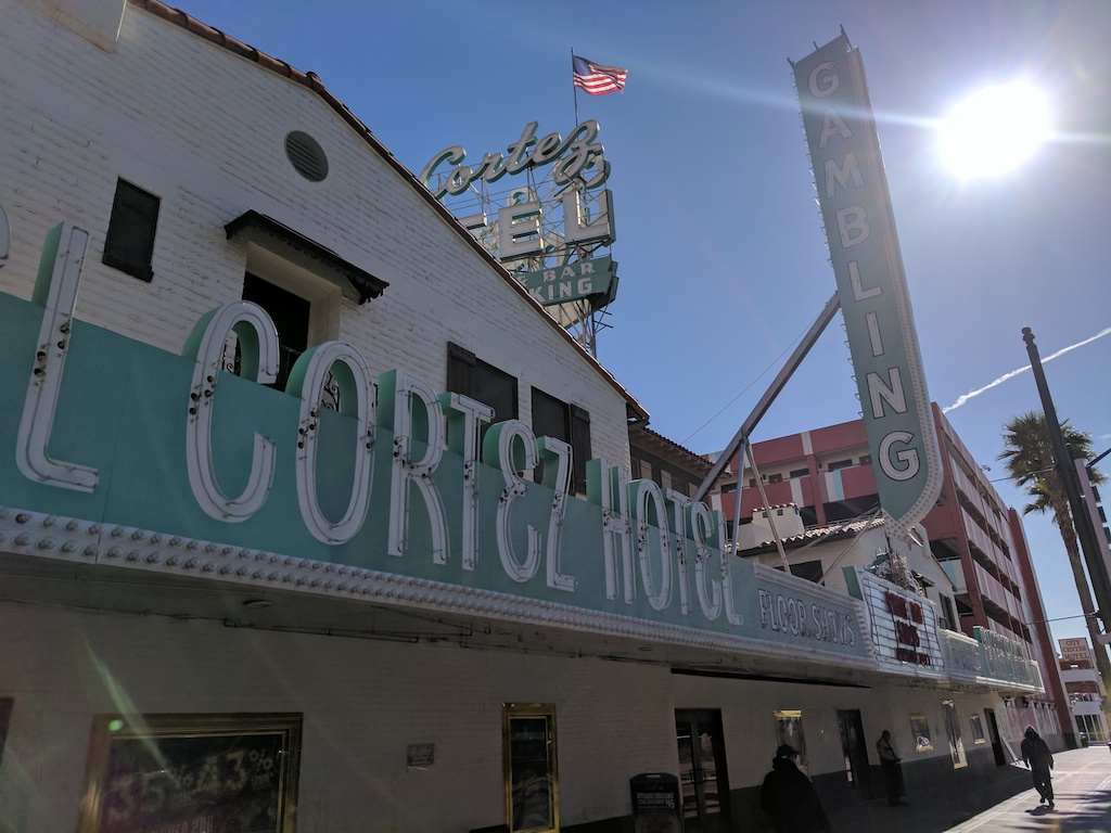El Cortez Hotel Review, Las Vegas, Nevada