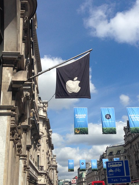 Apple Store - Oxford Circus, London