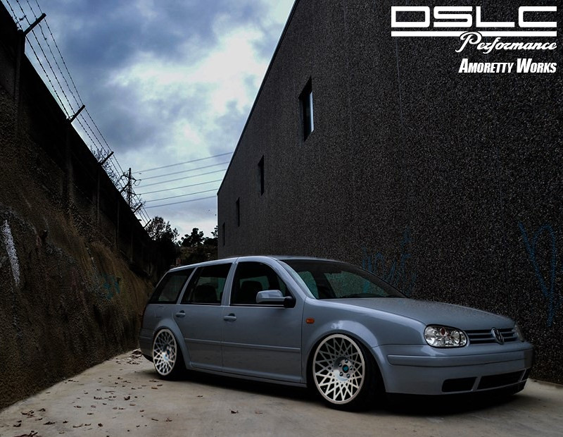 Volkswagen Golf Mk4 Wagon Dslc Amorettyworks Flickr