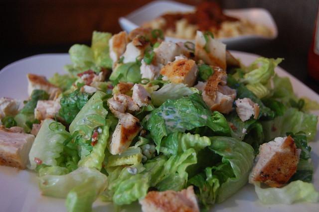 chicken cobb salad | Flickr - Photo Sharing!