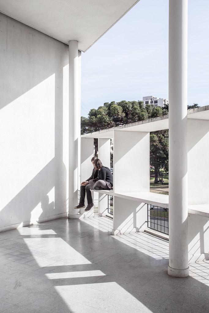 Casa curutchet le corbusier la plata argentina flickr - Casas de le corbusier ...
