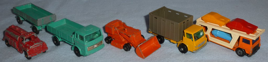 Toys For Trucks Appleton : More vintage diecast picked up found a new toy