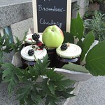 Brombeer-Apfel-Chutney