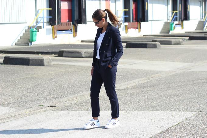 Adidas Superstar Style