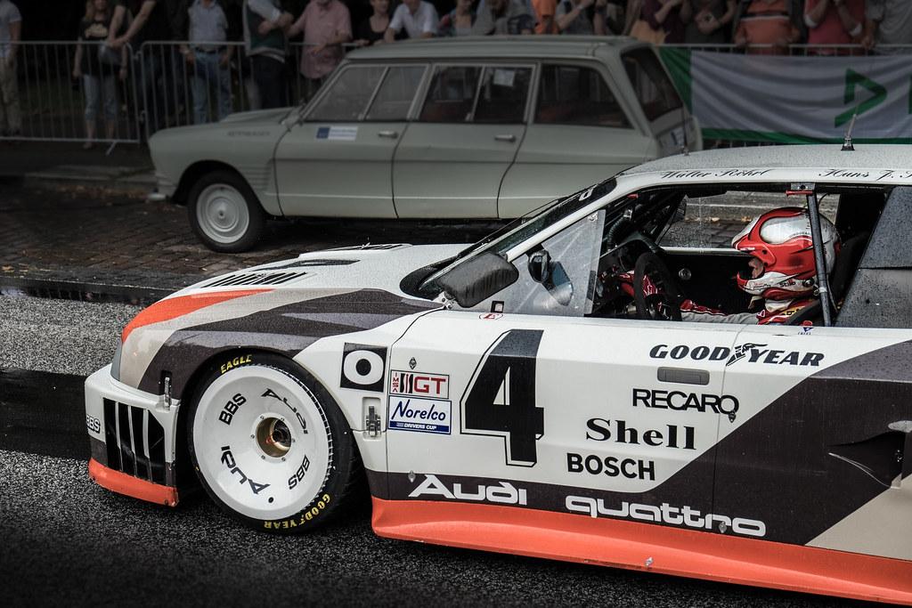 Ready Walter R 246 Hrl In His Audi 90 Quattro Imsa Gto