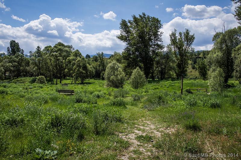 El parque de las Basses de Gallissà