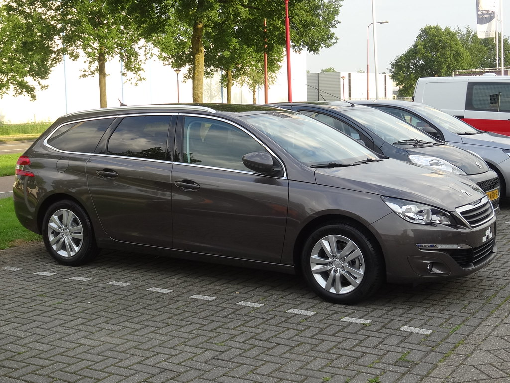 2014 peugeot 308 sw this is the all new estate version of flickr. Black Bedroom Furniture Sets. Home Design Ideas