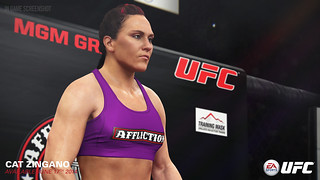 EA SPORTS UFC - Cat Zingano | by easports_ufc