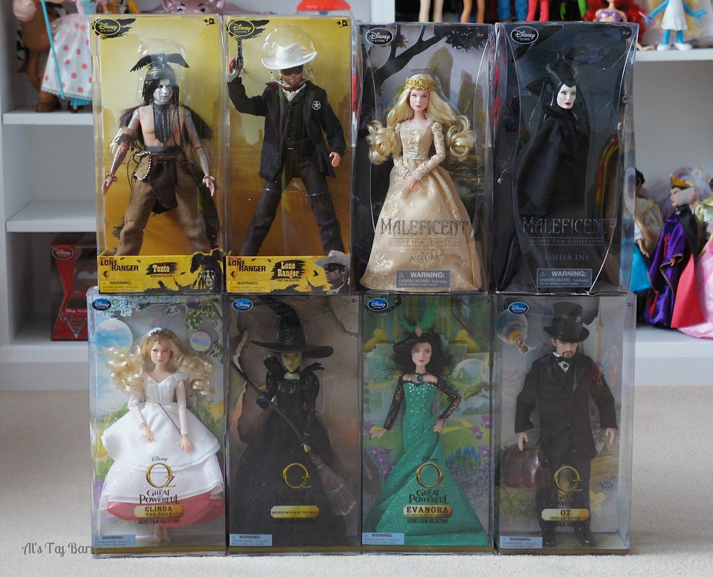 Collection Dolls Disney Disney Film Collection Dolls