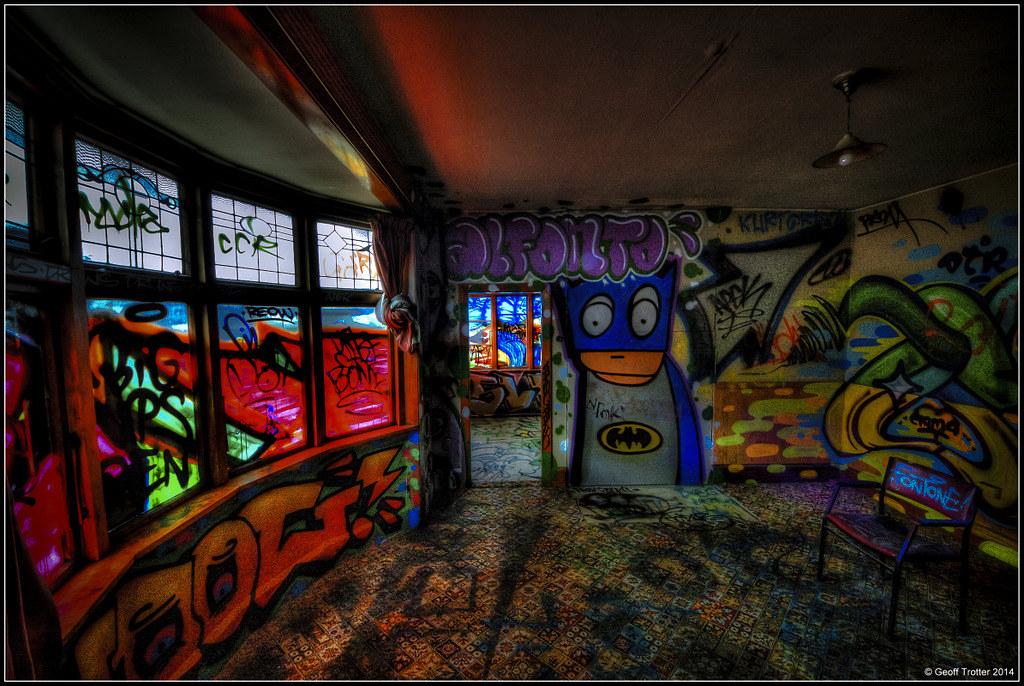 Graffiti House Christc...