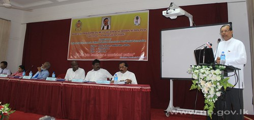 Awareness Programme on Multi Sectoral Nutrition Action Plan held in Jaffna Public Library – 29 August 2014