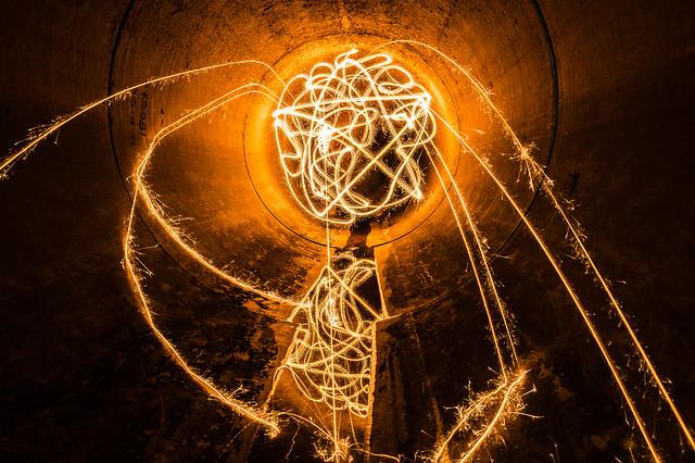 Storm Drain Conductor : Underground larakin flickr photo sharing